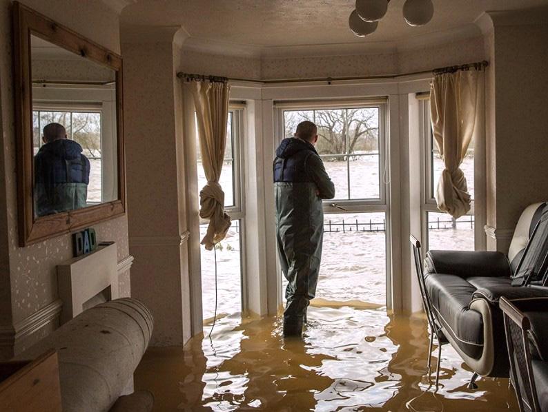 Top Water Damage Repair in NYC